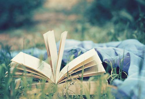爱看书唯美意境图